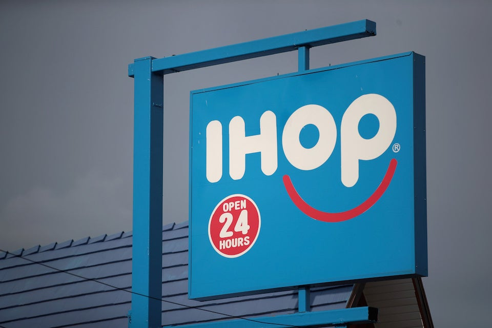 IHOP Changed Its Name To IHOB And Folks Had A Lot To Say About It