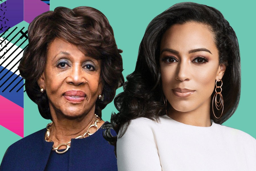 Angela Rye Says Congresswoman Maxine Waters' Criticism Is The ...