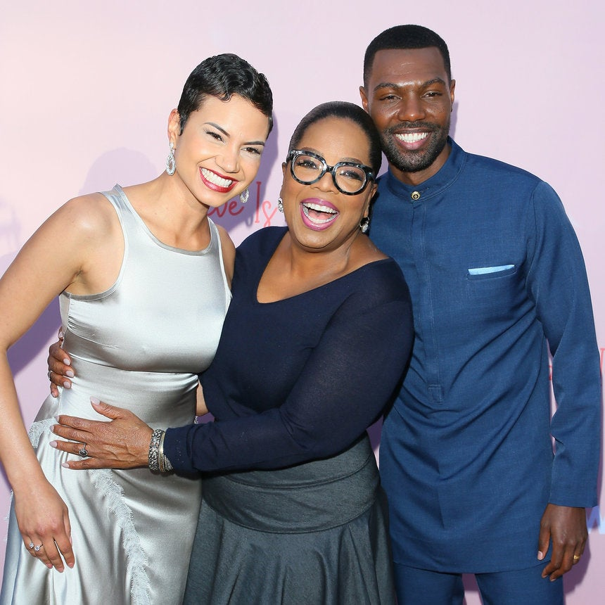 Celebs Come Out To Support Black Love And OWN's New Drama 'Love Is'