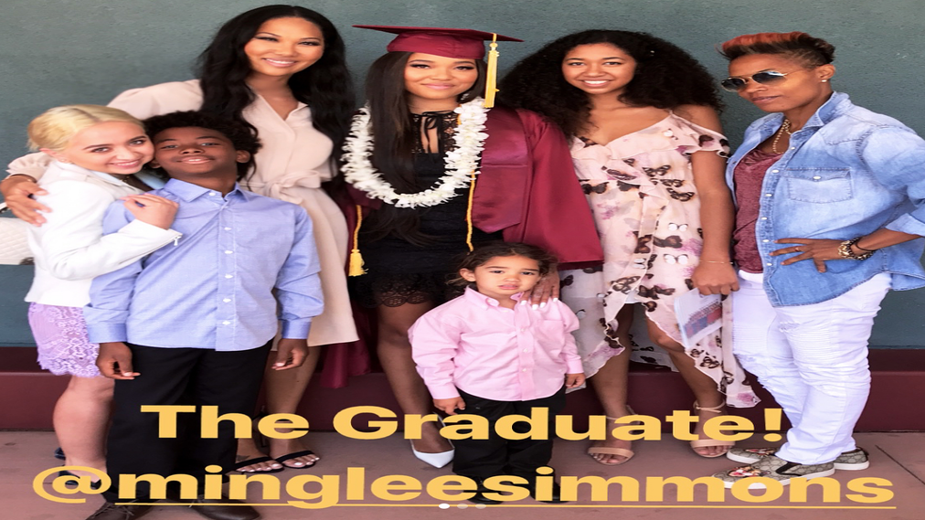 Kimora Lee Simmons, Russell Simmons Celebrate Daughter Ming Lee's Graduation