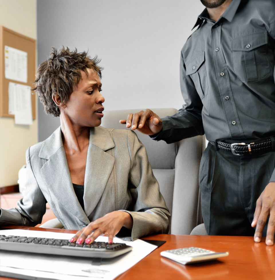 Sexual Harassment On The Job: Here's What You Can Do Now