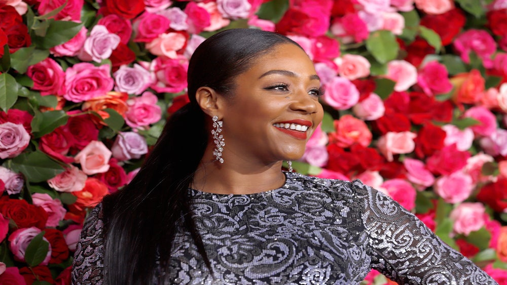 Tiffany Haddish Spills The Tea On Roseanne, Tracy Morgan, and Who Actually Bit Beyonce In New Interview