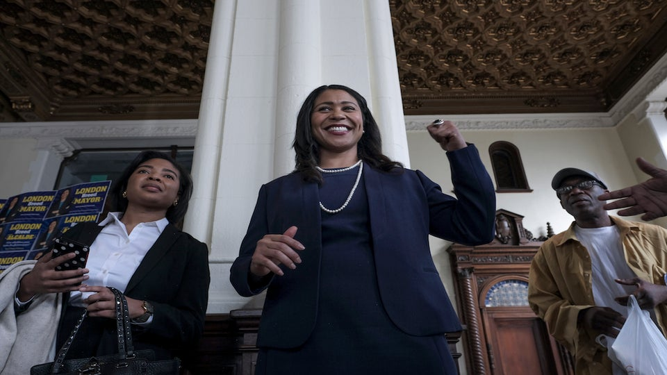 The Quick Read: London Breed Becomes First African-American Woman To Be Elected San Francisco Mayor