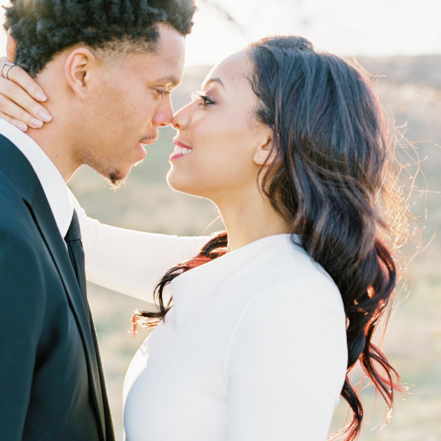 Steph currys younger sister sydel curry on wedding planning and steph currys sister sydel curry shares her sweet love story wedding details and how she plans to help others junglespirit Gallery