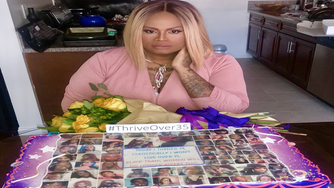 Ashlee Marie Preston Honored Murdered Trans Women In The Most Creative Way