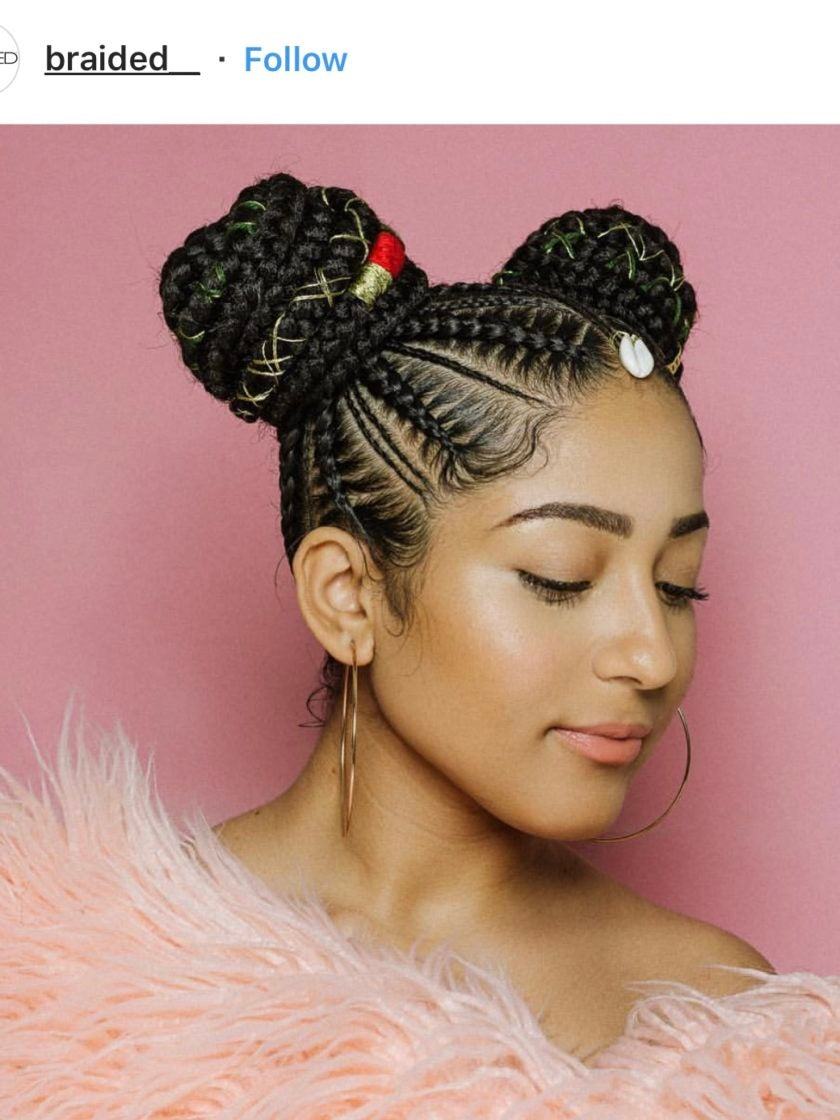 Protective Styles 101: Must-See Feed-In Braids