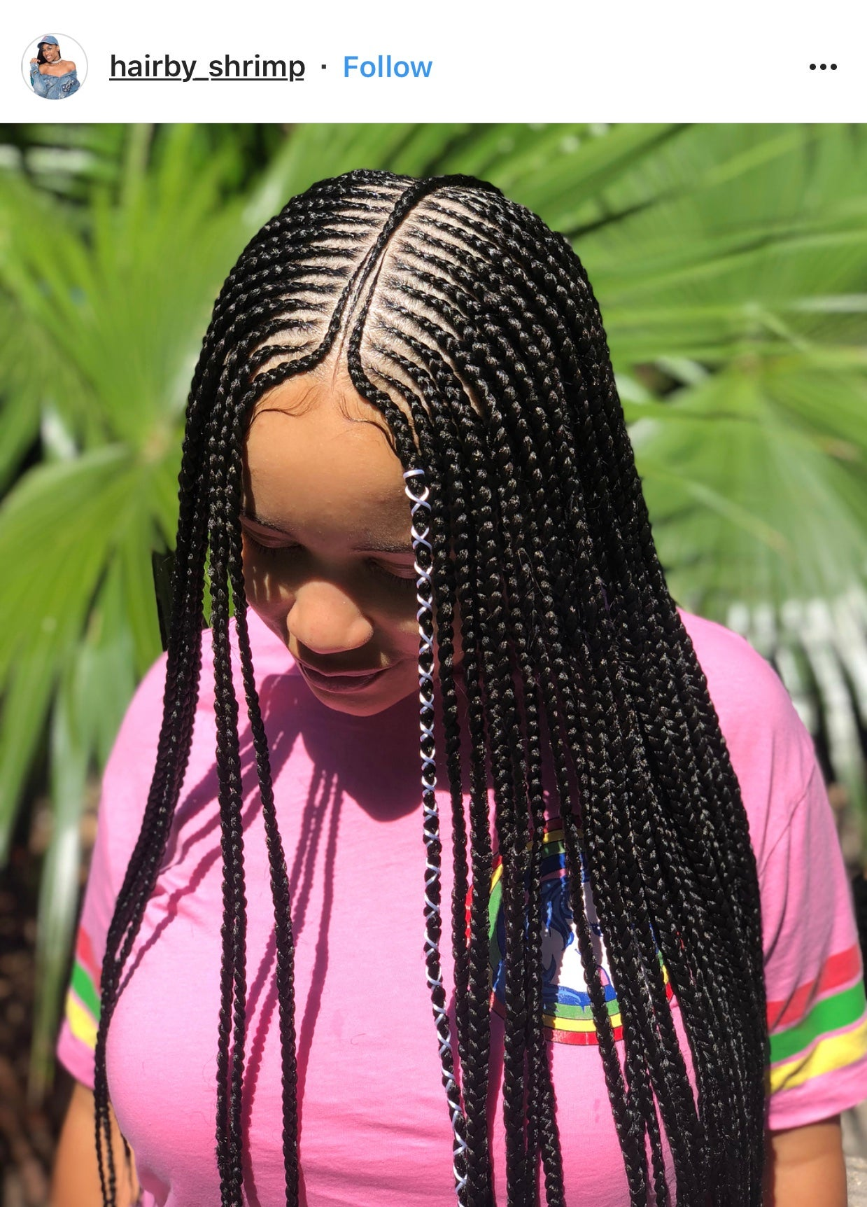 Protective Styles 101: Must See Feed-In Braids - Essence