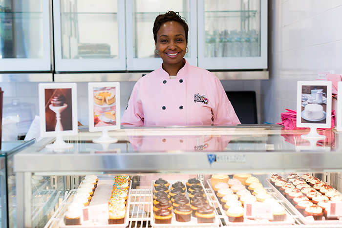 How One Successful Bakery Owner Financed Her Dreams