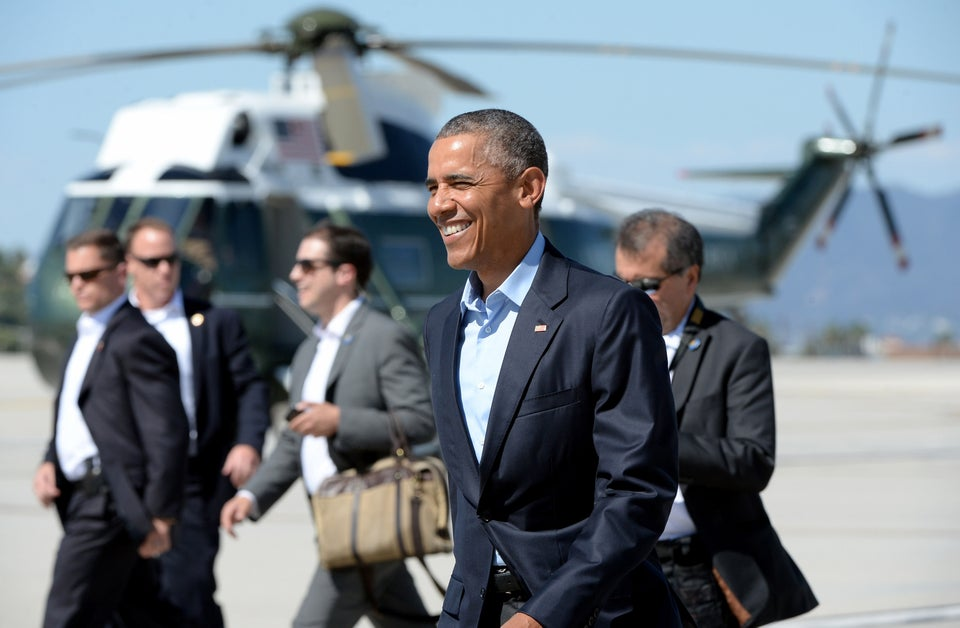 President Obama Visits Father's Ancestral Home In First Trip To Kenya Since Leaving Office