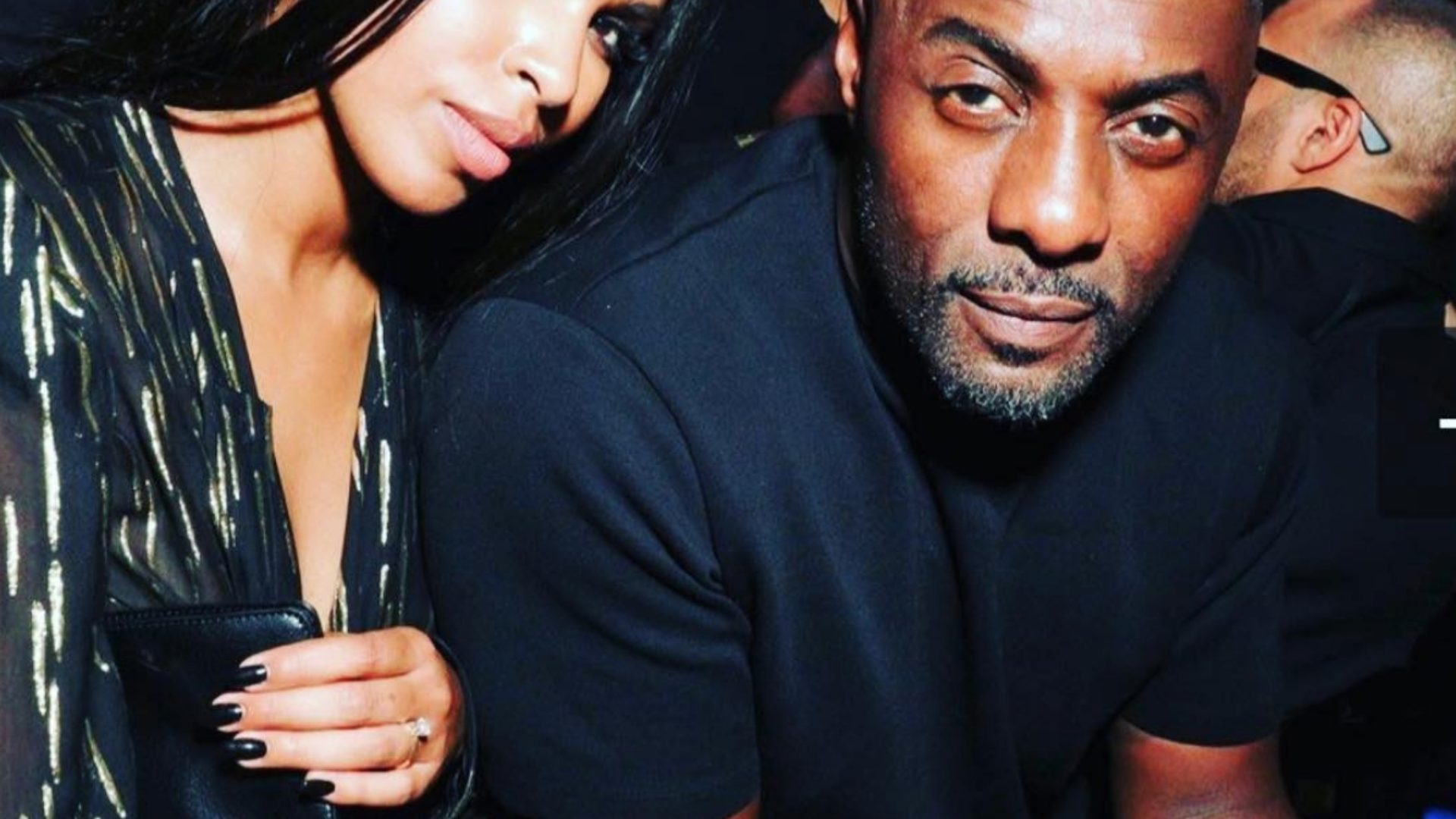 Date Night Goals: Idris Elba And Sabrina Dhowre Party At Jay Z And Beyonce's OTRII Show In London