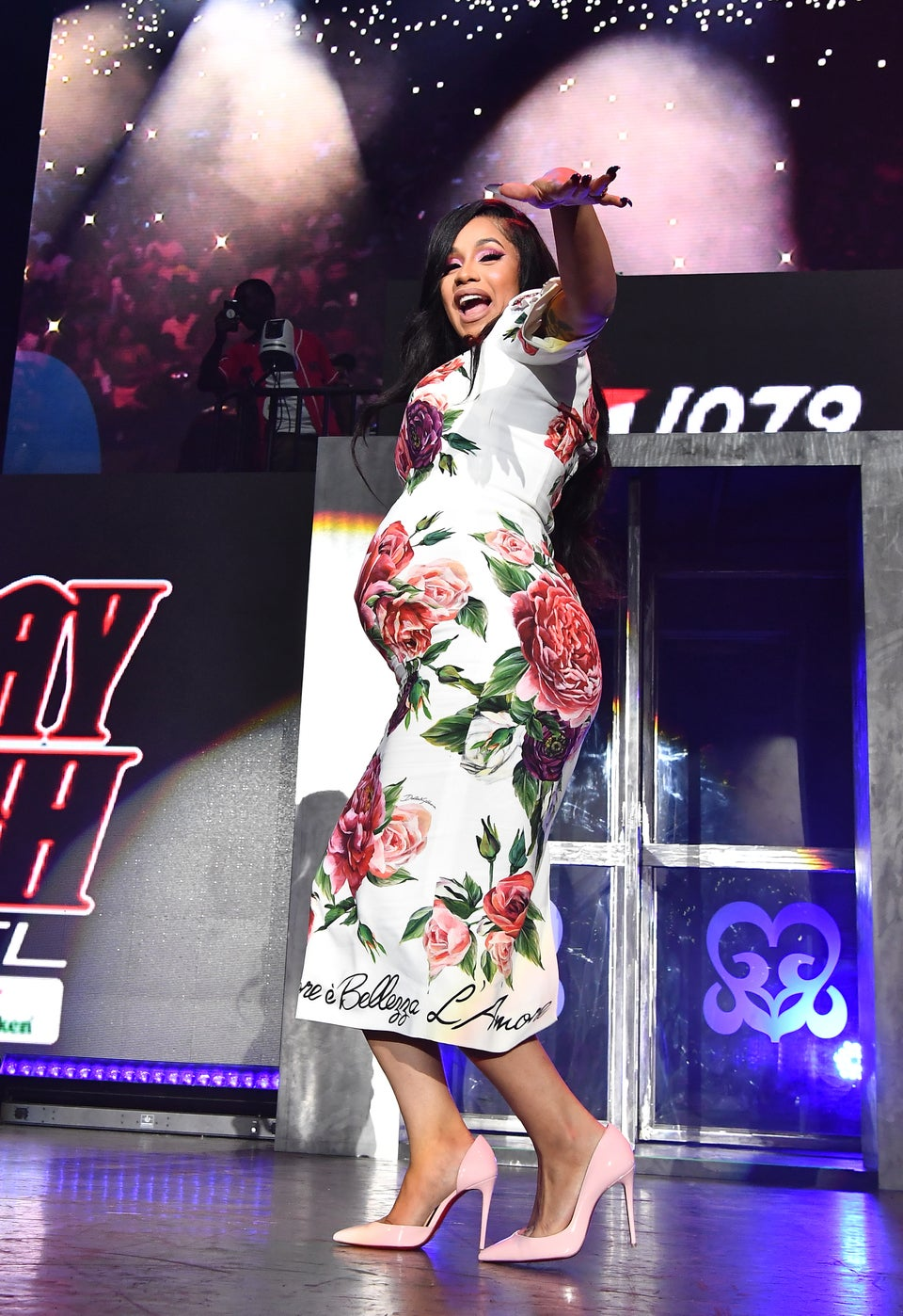 Cardi B Will Be Honest About Being A Stripper With Her Daughter