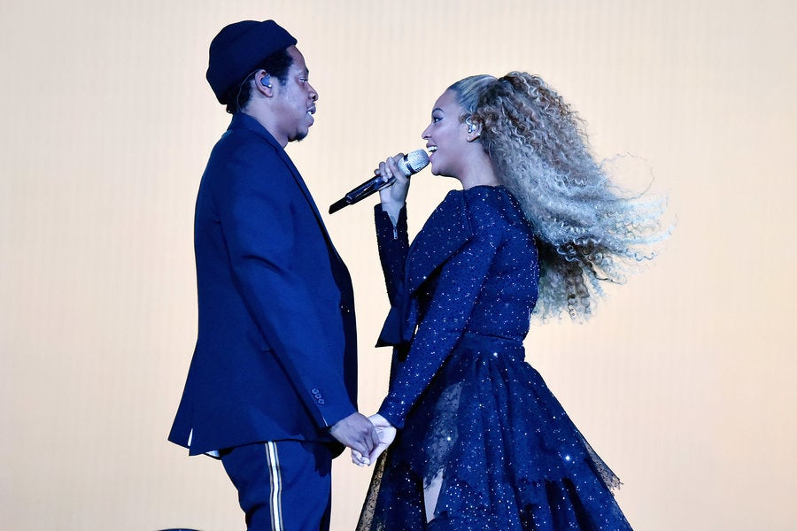 This Is Real Life! Beyoncé and Jay-Z Reveal How They Did The ...