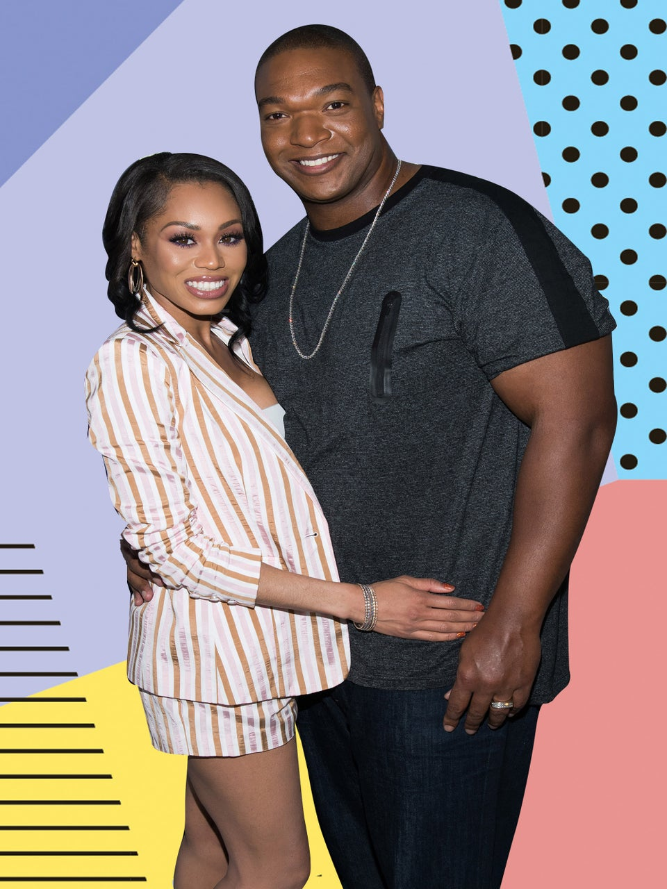 'Real Housewives Of Potomac' Star Monique Samuels Is Expecting!