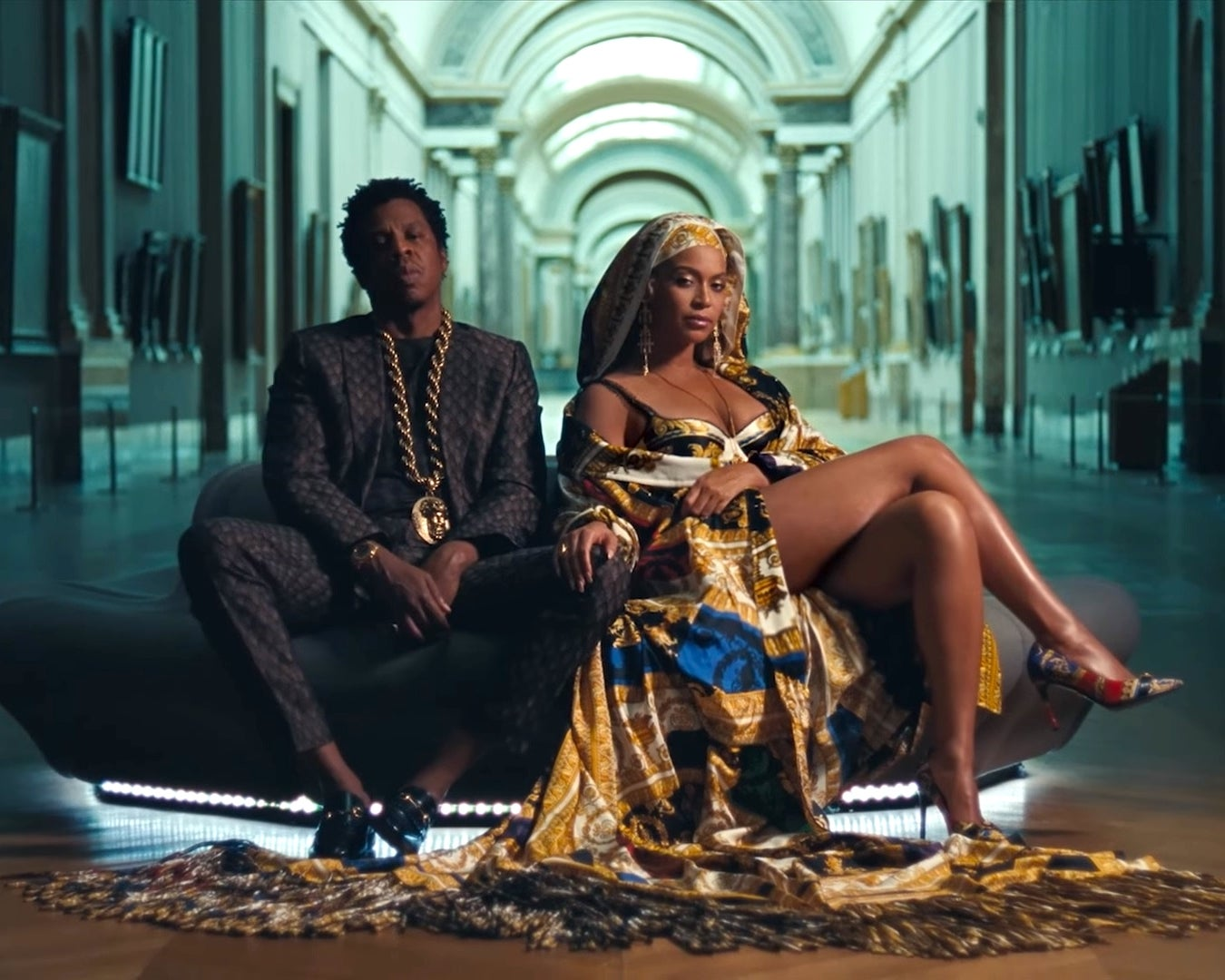 Beyoncé and Jay-Z Helped The Louvre Reach A Record Number Of Visitors Last Year