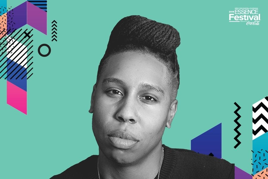 Lena Waithe Wants To Provide A Seat At The Table For Black And ...