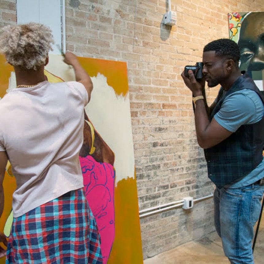 Lance Gross Explores New Orleans' New & Emerging Arts Scene