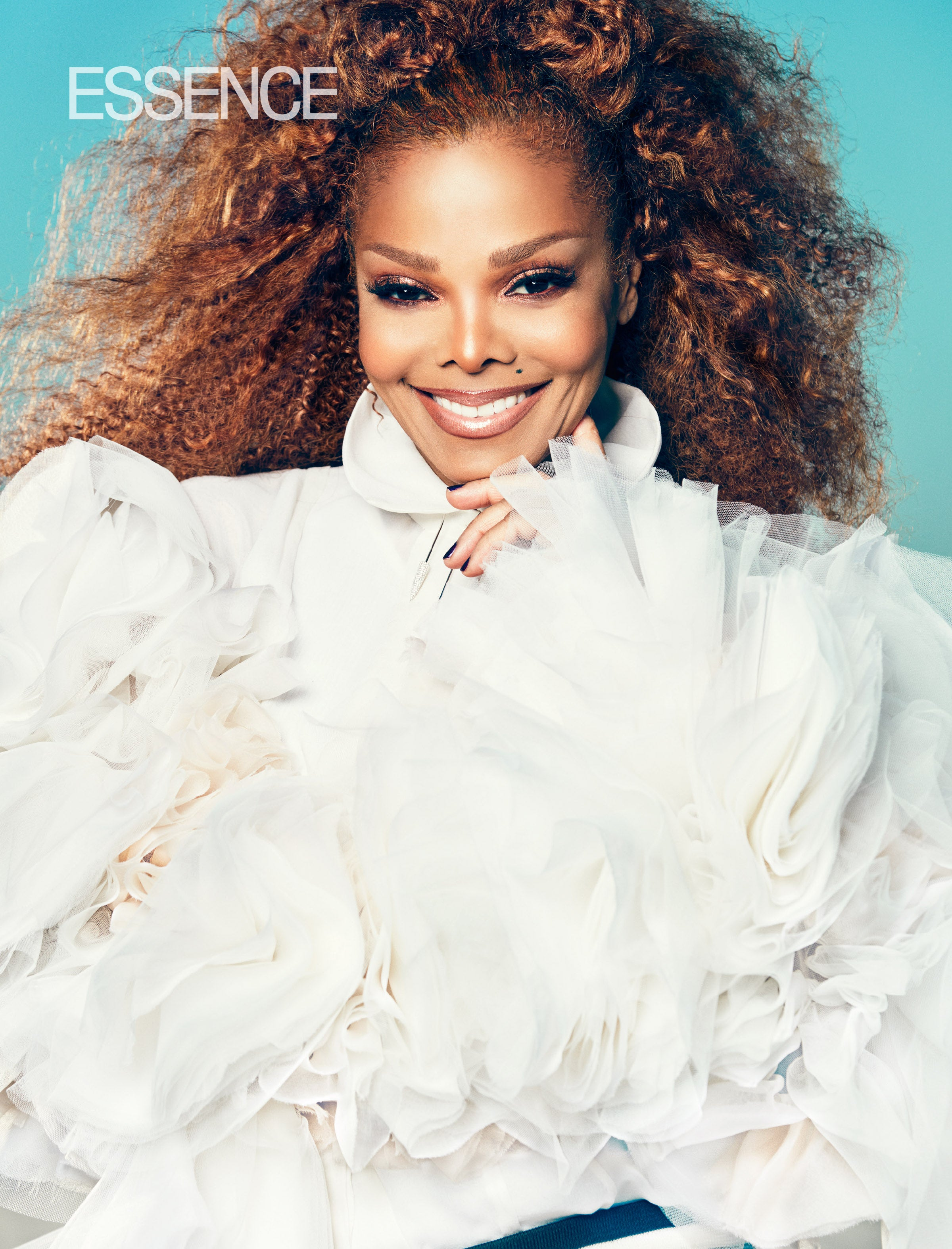 Janet Jackson Cover Story July 2018 - Essence