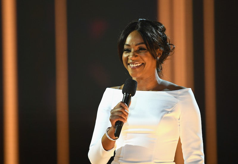 Tyler Perry Wins Best Boss Award After Buying Tiffany Haddish A New Car: 'You Deserve It'