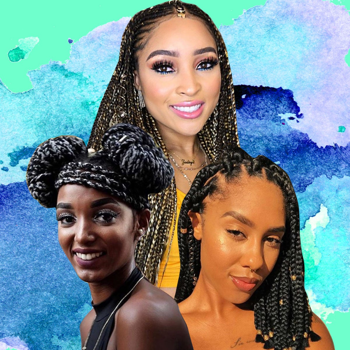 17 Protective Styles We Re Loving In 2018 So Far Essence