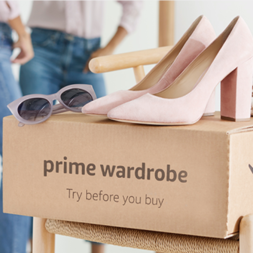 Amazon's New Wardrobe Service Allows You To Try On Clothing Before You Buy It