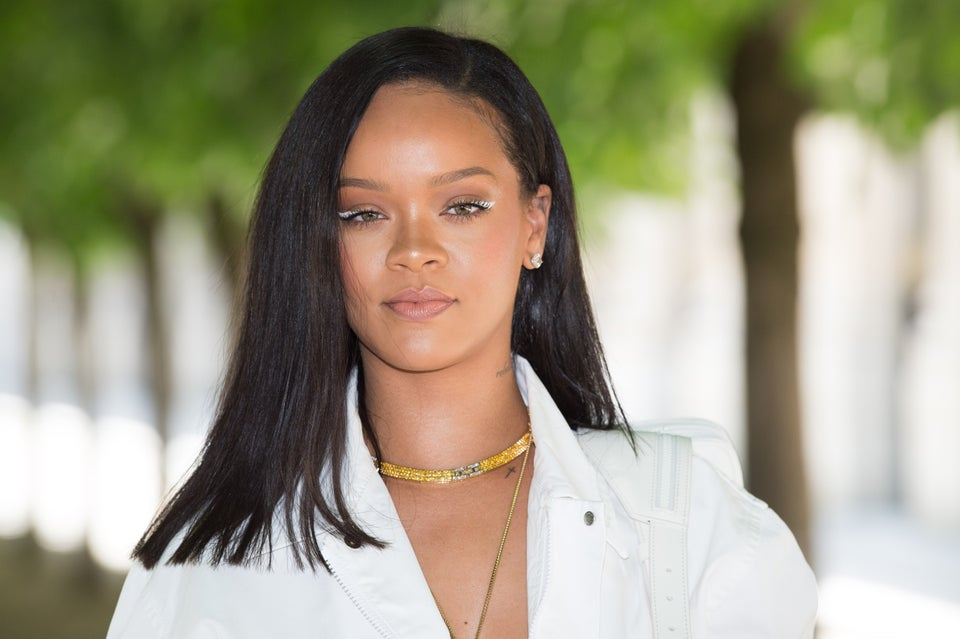 Rihanna Keeps Her Edges Slick With This $6 Drugstore Product