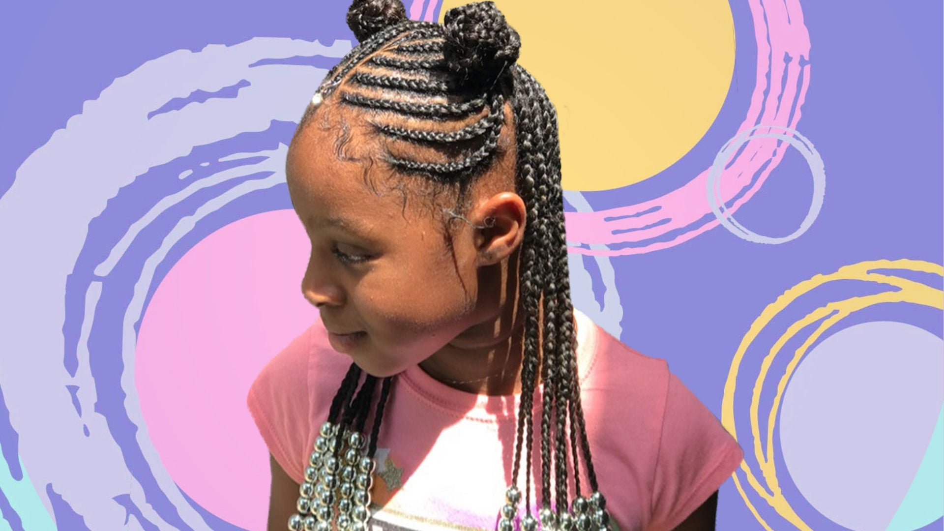 15 super cute protective styles for kids - essence