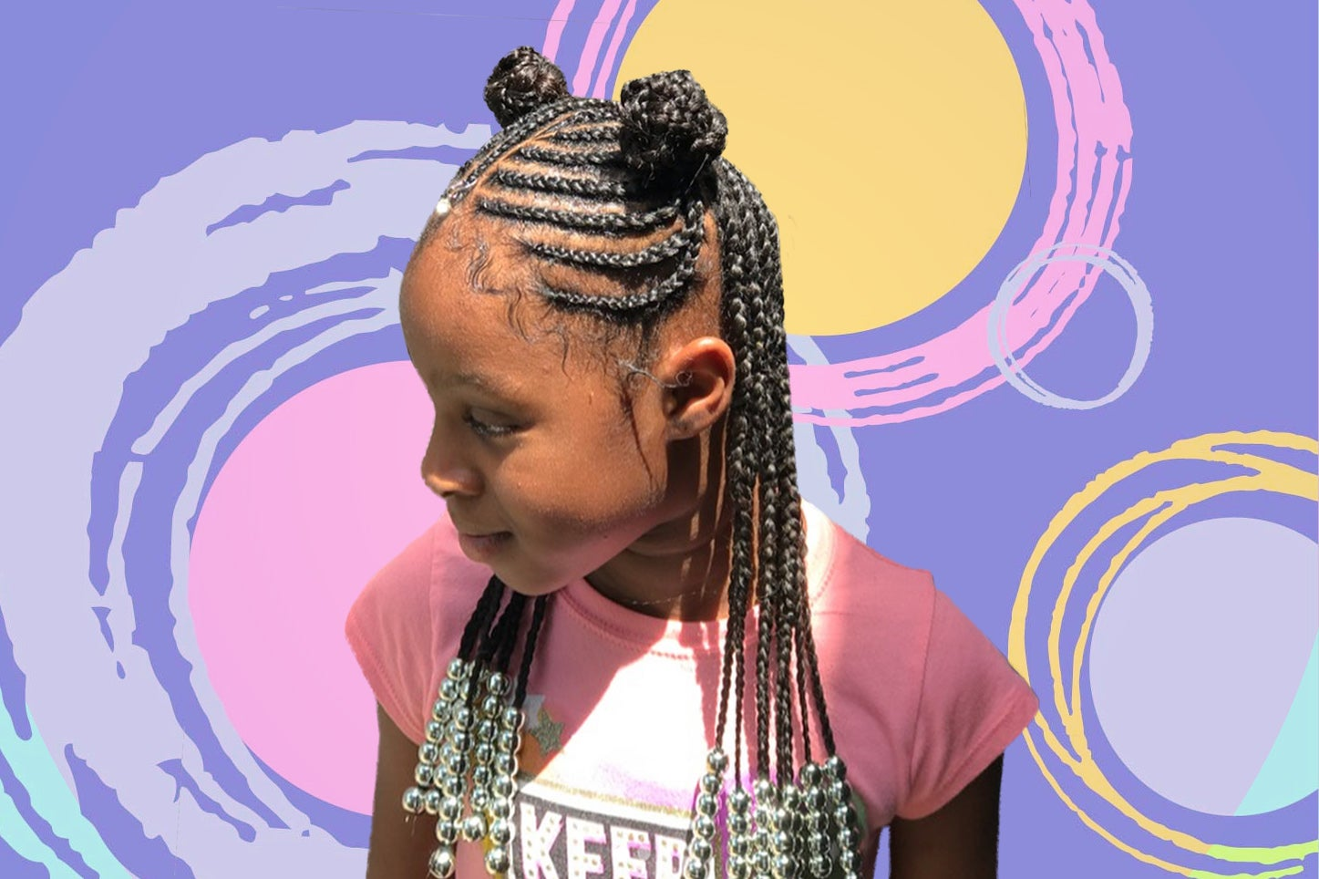 15 Super Cute Protective Styles For Kids Essence