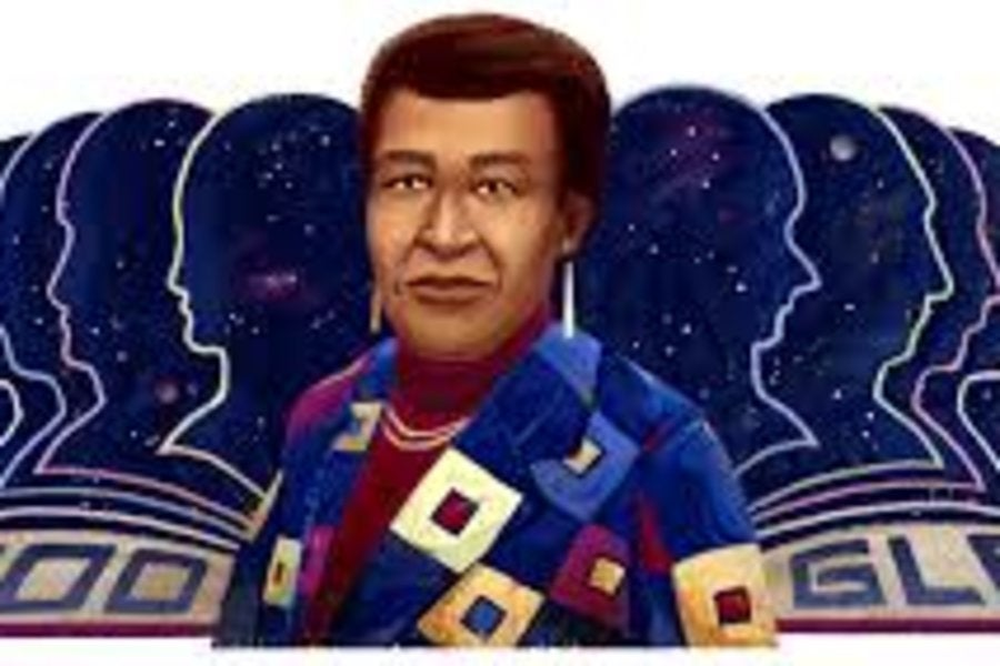 Octavia E. Butler Honored With A Google Doodle- Essence