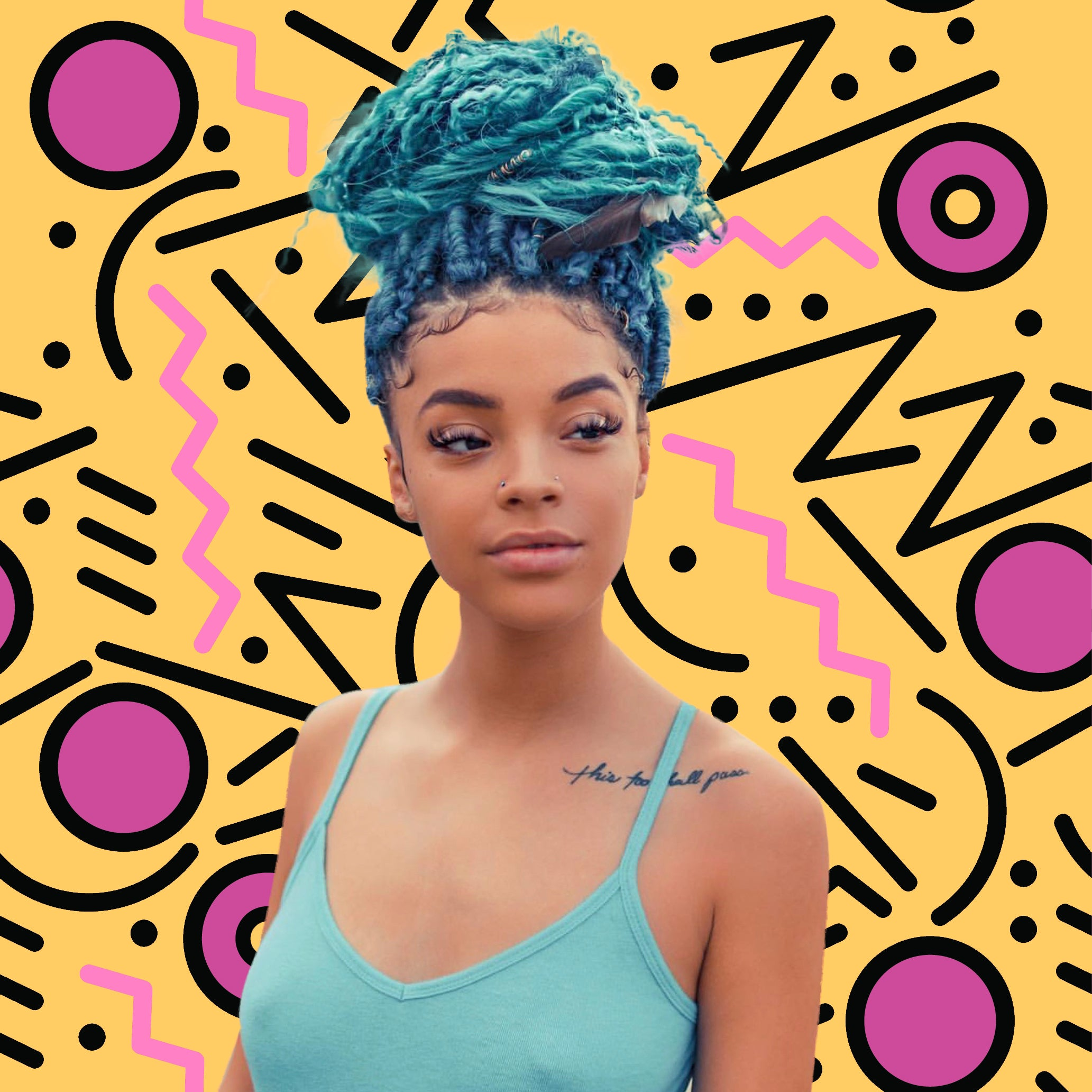 Protective Styling 101: Beautiful Yarn Twists and Locs To Inspire Your Next 'Do