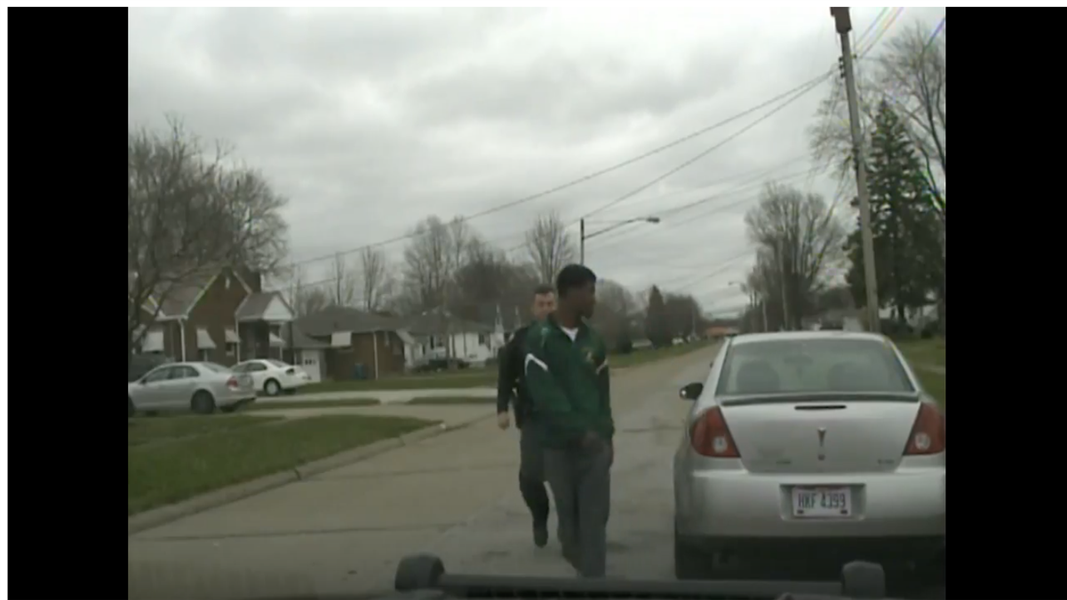 Ohio Cop Fired For Pulling Over His Daughter's Black Boyfriend Without Cause