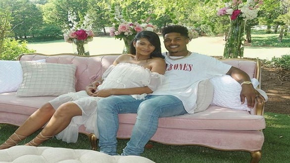 Chanel Iman Is Expecting A Baby Girl!