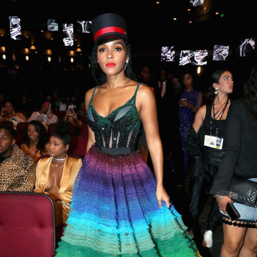 Janelle Monae Pride-fully Slays The 2018 BET Awards