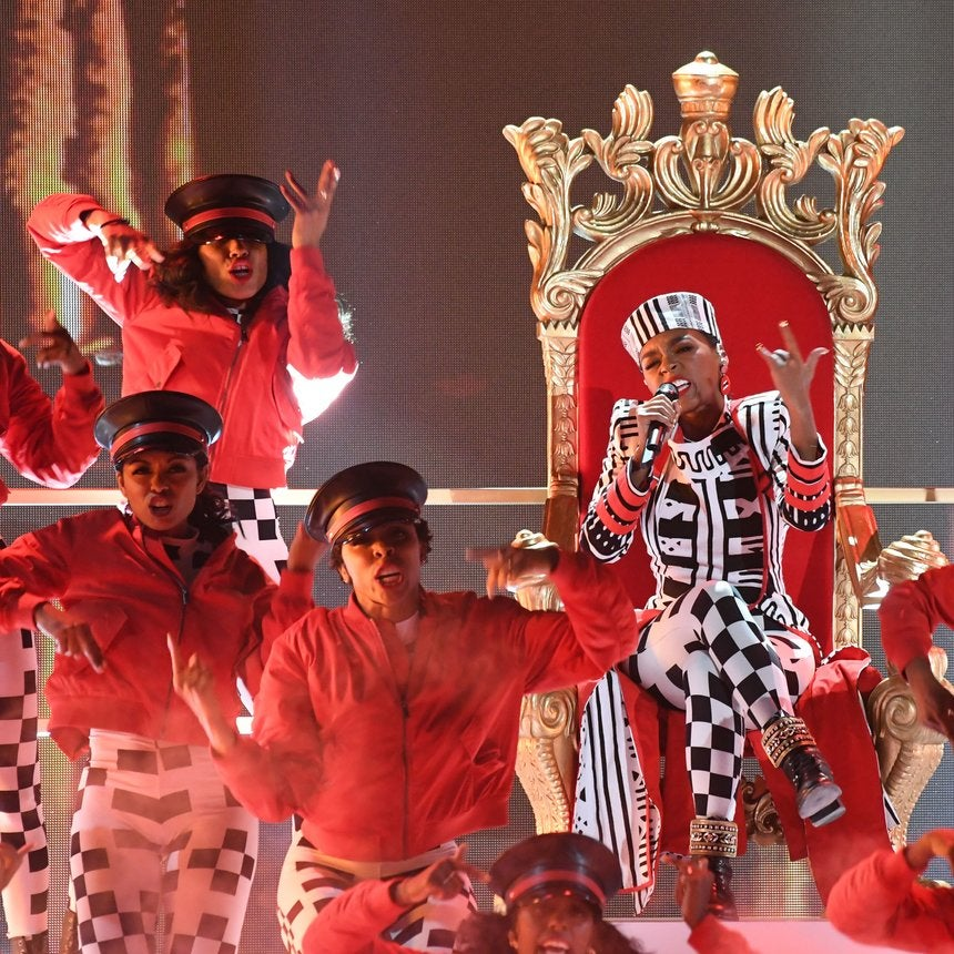 Janelle Monáe Celebrates Black Womanhood In All Its Glory With Her Show-Stopping BET Awards Performance