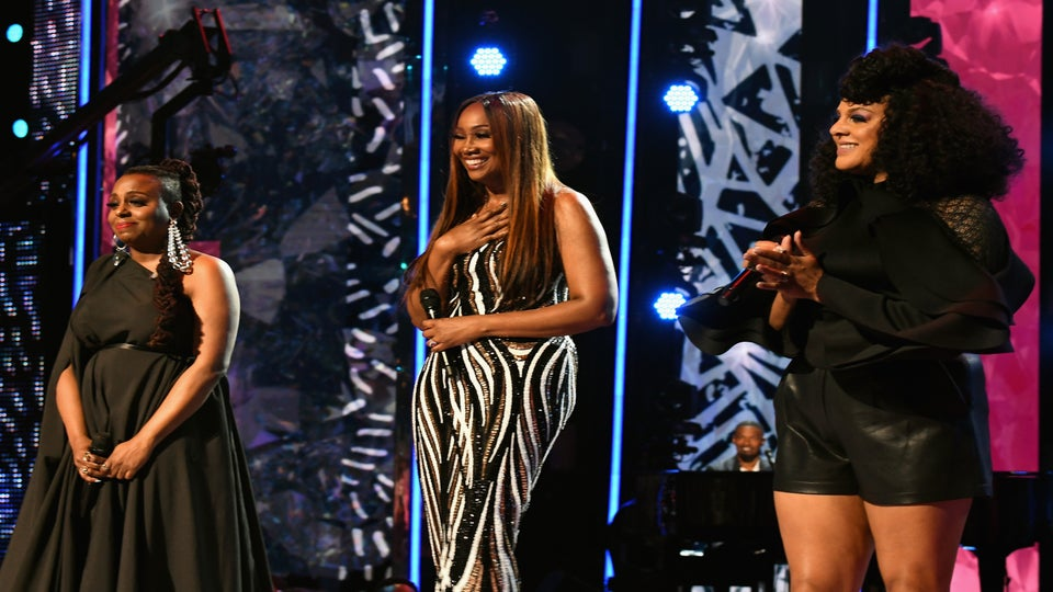 Marsha Ambrosius, Ledisi and Yolanda Adams Honor Anita Baker At 2018 BET Awards