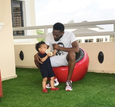 Nigerian Musician D'Banj's One-Year-Old Son Dies in Drowning Accident