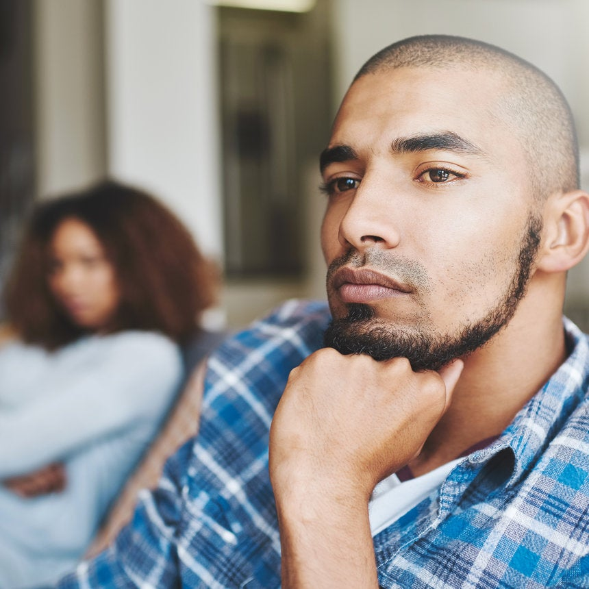 How To Handle Being In A Relationship With Someone Who's Depressed