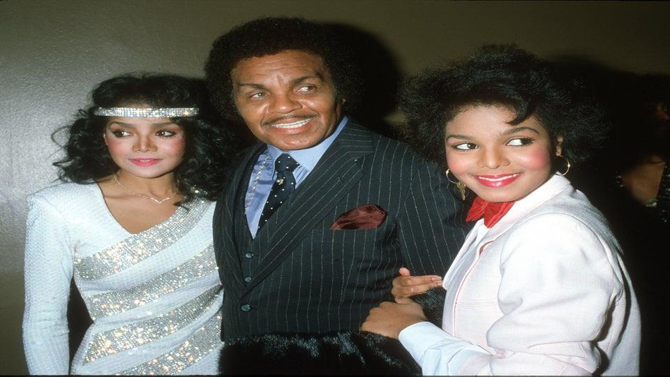 Jackson Family Members Continue To Pay Tribute To Their Patriarch Joe Jackson