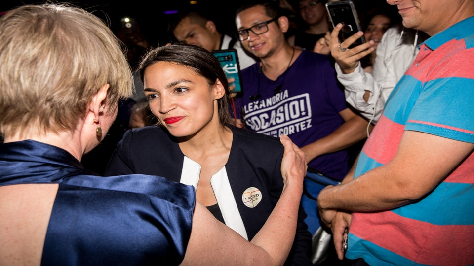 Alexandria Ocasio-Cortez's Income Issue Is A Prime Example Why White Men Remain In Positions Of Power