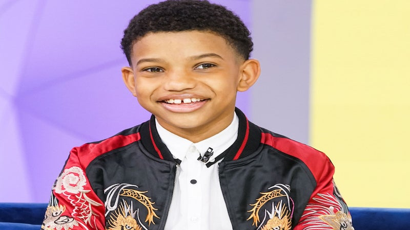 'This Is Us' Star Lonnie Chavis Has a Message for His Bullies: 'Fix Your Heart'