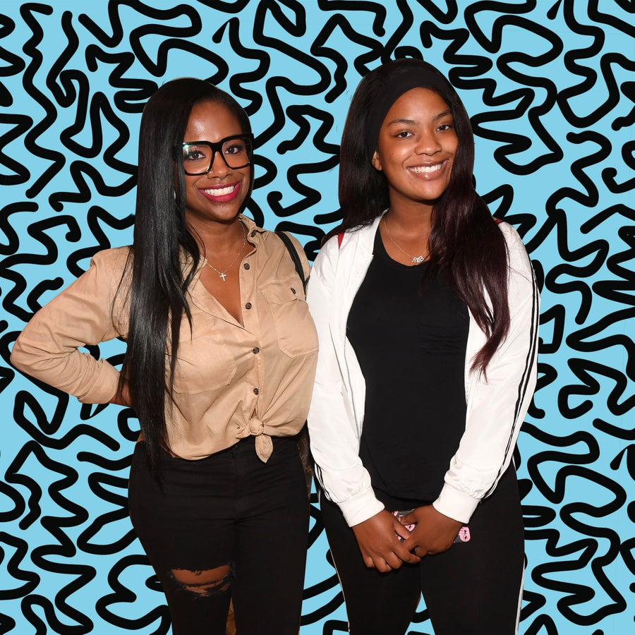 Kandi Burruss Couldn't Be More Proud Of Her Daughter Riley's Weight Loss and Fitness Journey
