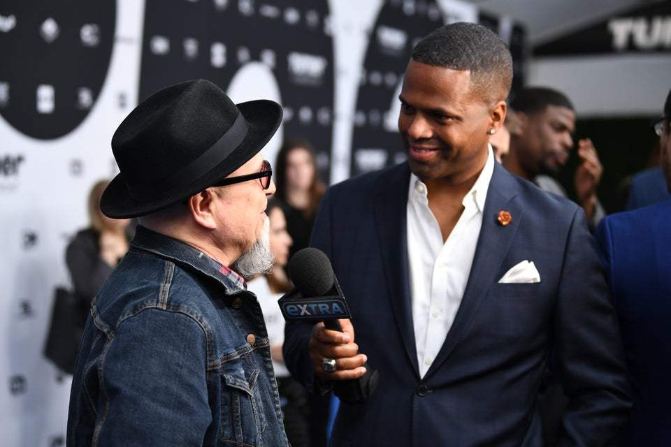 'Extra' Host A.J. Calloway Suspended Amid Sexual Assault Allegations