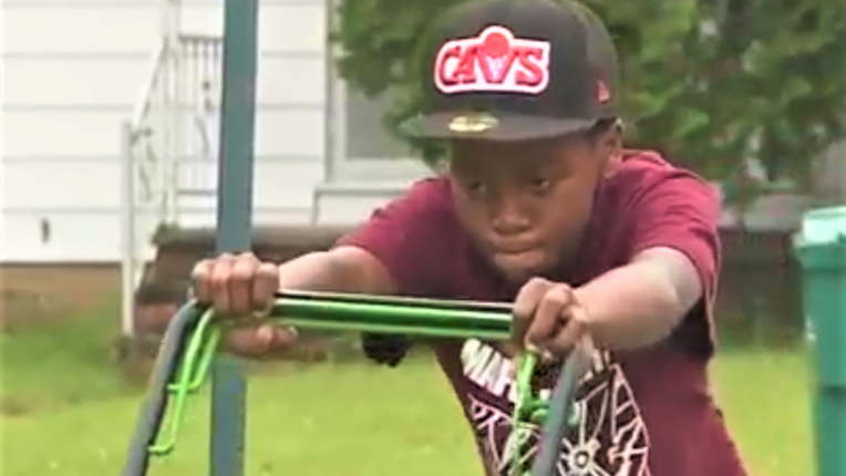 Cleveland Neighbors Called The Cops On This Black Boy For Mistakenly Mowing Their Lawn