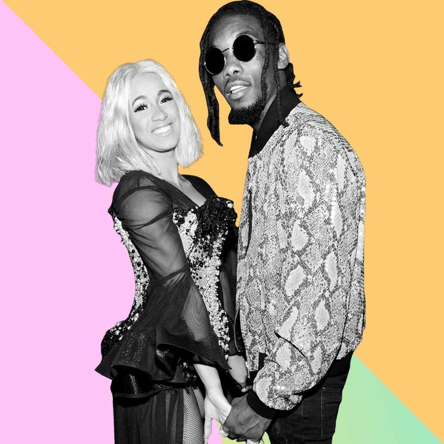 Cardi B Shares Never-Before-Seen Wedding Photo To Celebrate First Anniversary With Offset