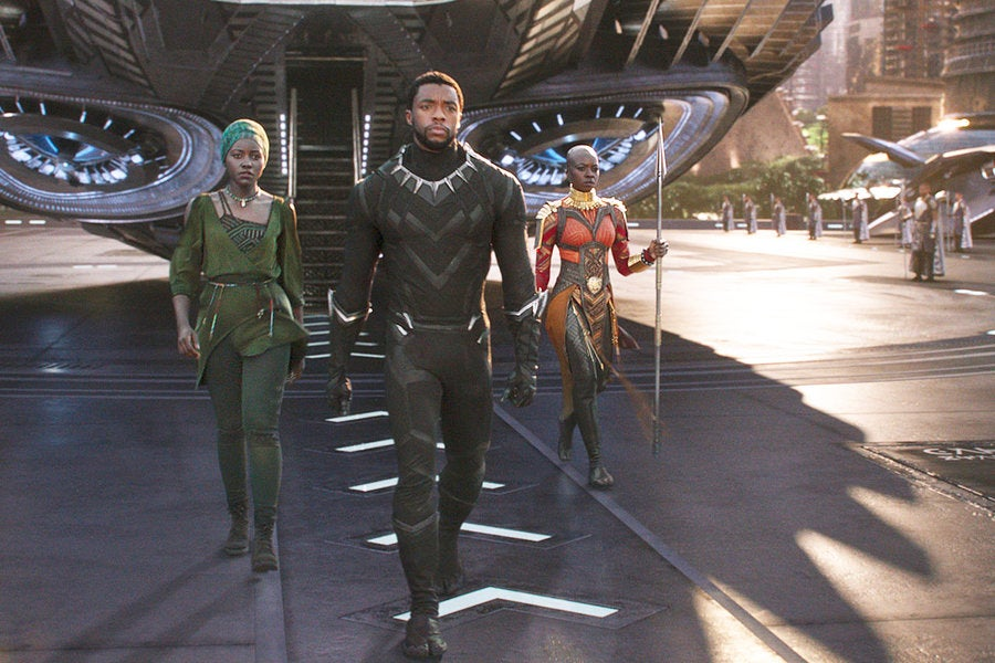 'Black Panther' Too: The Smithsonian Welcomes Wakanda With A ...