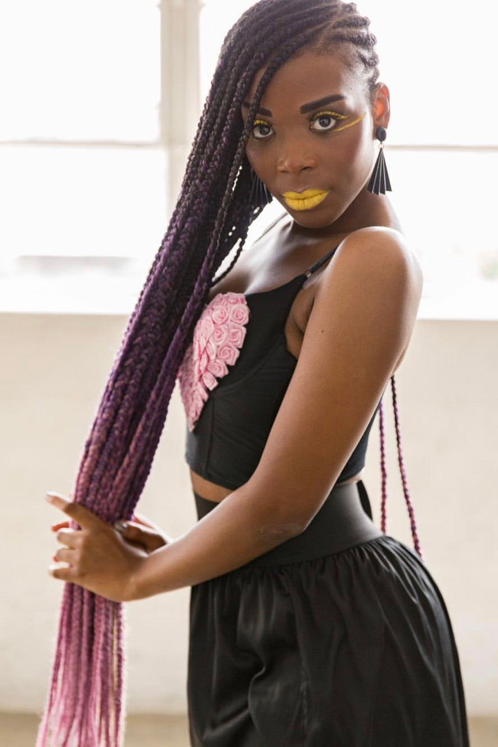 braids styles hair ombre braids like you ve never seen them before essence 3457