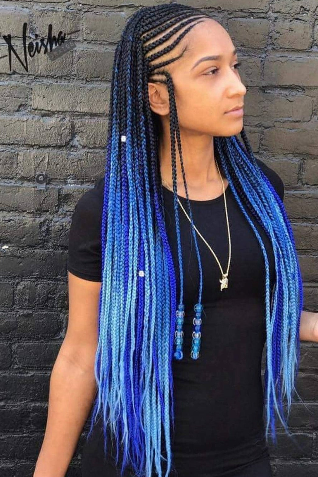 Ombre Braids Like You\u0027ve Never Seen Them Before , Essence