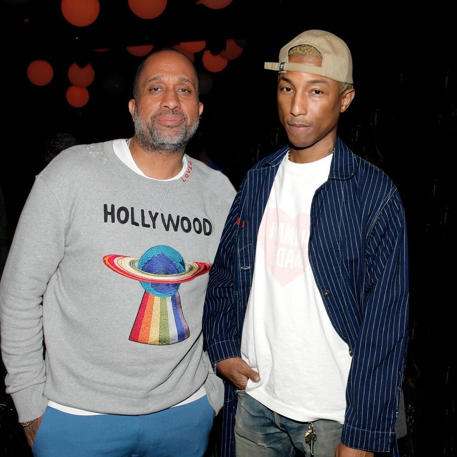 Pharrell and 'Black-ish' Creator Kenya Barris Are Teaming Up for a 'Juneteenth' Musical