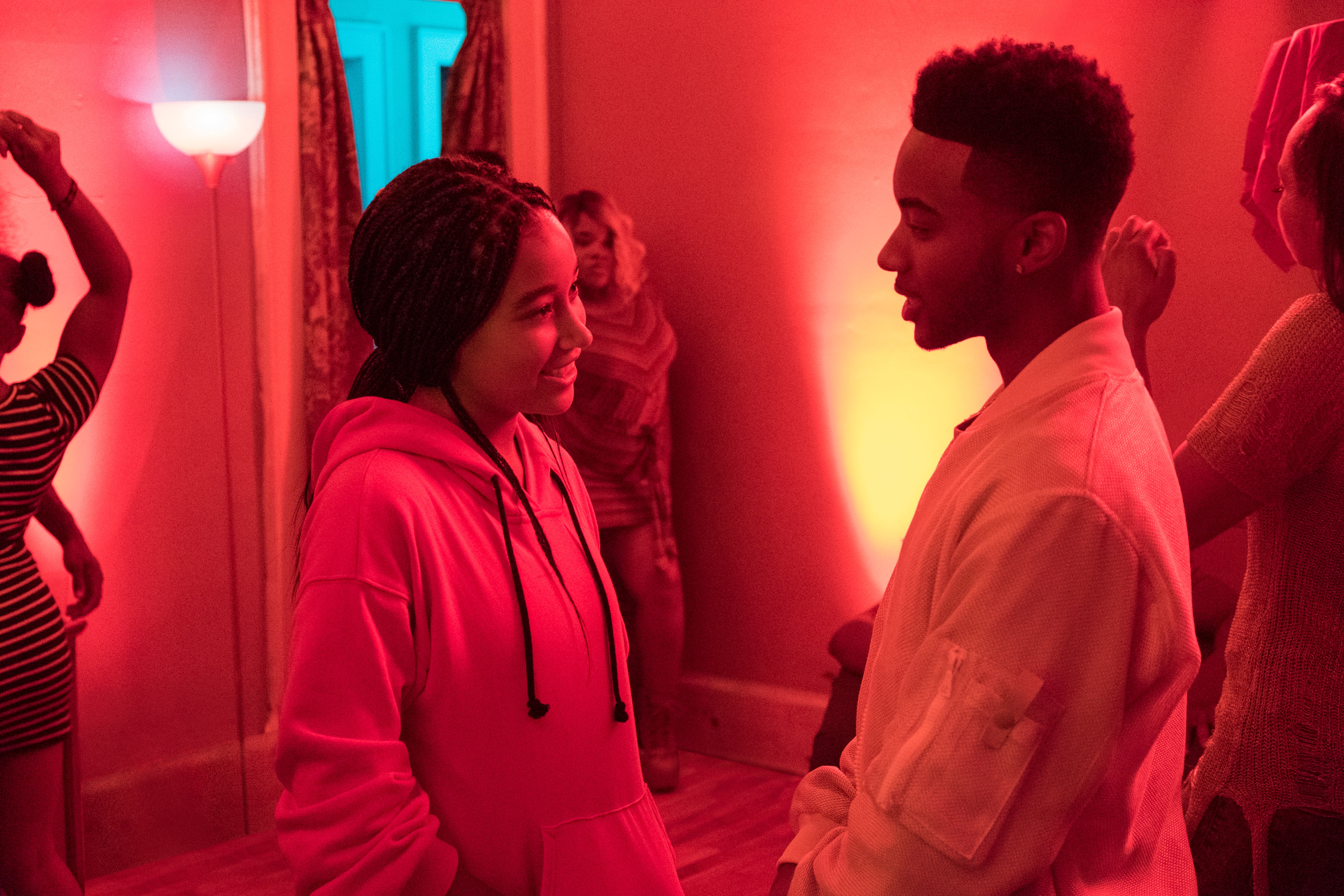 The First Trailer For 'The Hate U Give' Is Finally Here