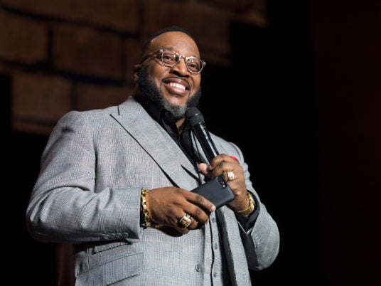 Gospel Singer And Pastor Marvin Sapp Opens Up About Love Lessons Learned As Told In His New Book,'Suitable'