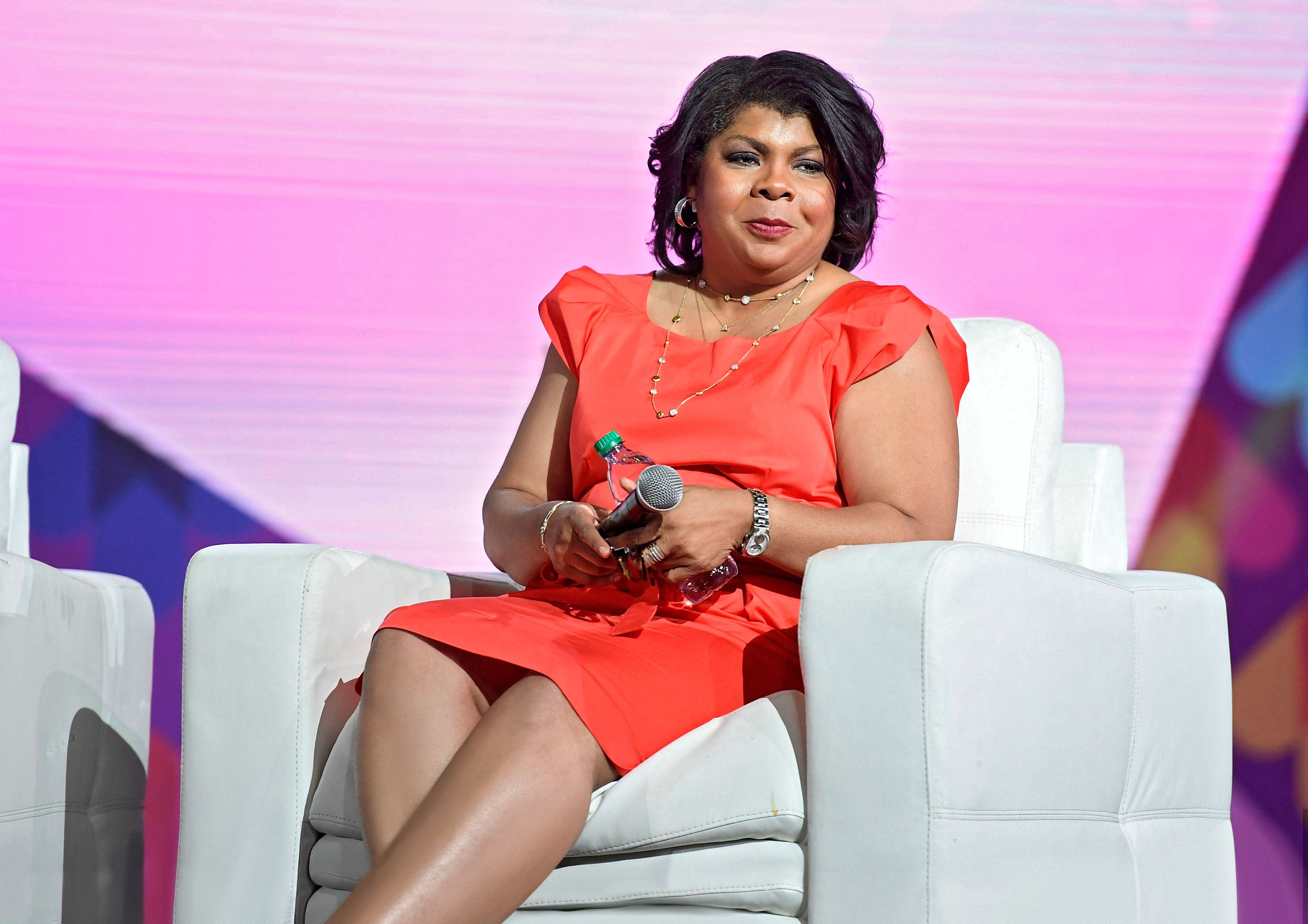 April Ryan Says She's Not Going Anywhere, Despite Attacks From the White House